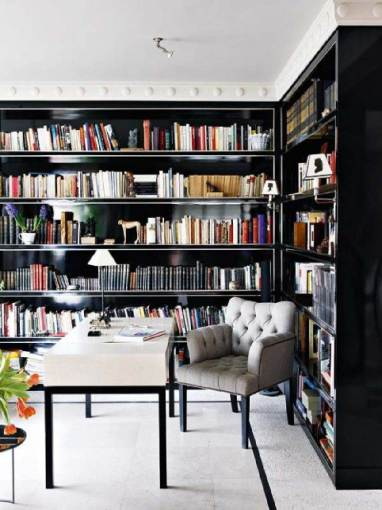 Home Office Ideas Chic | VT Home