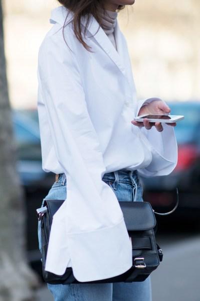 bell sleeves street style