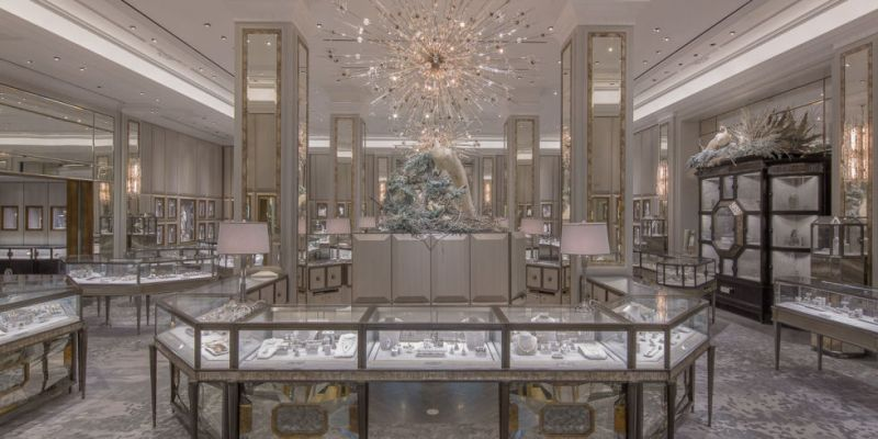 Bergdorf Goodman Jewelry Salon