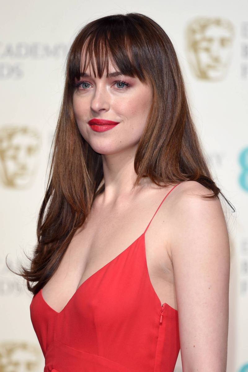 Dakota Johnson at BAFTA Awards