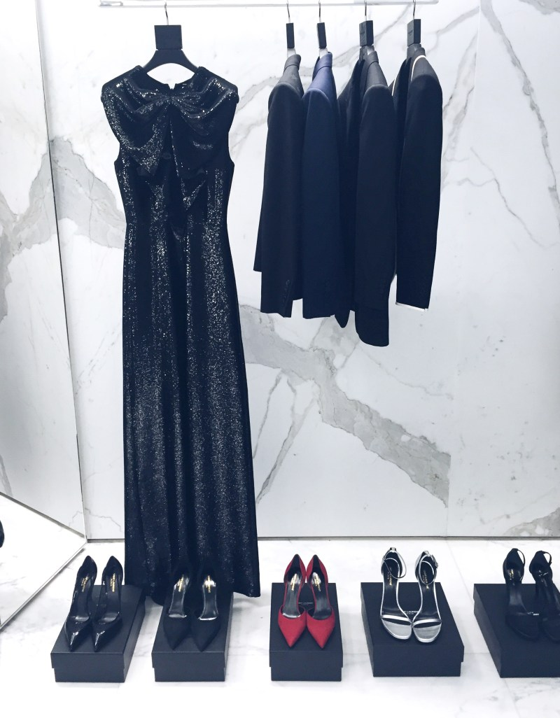 Saint Laurent boutique NYC