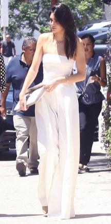 Celebrity Sightings In Los Angeles - July 26, 2015