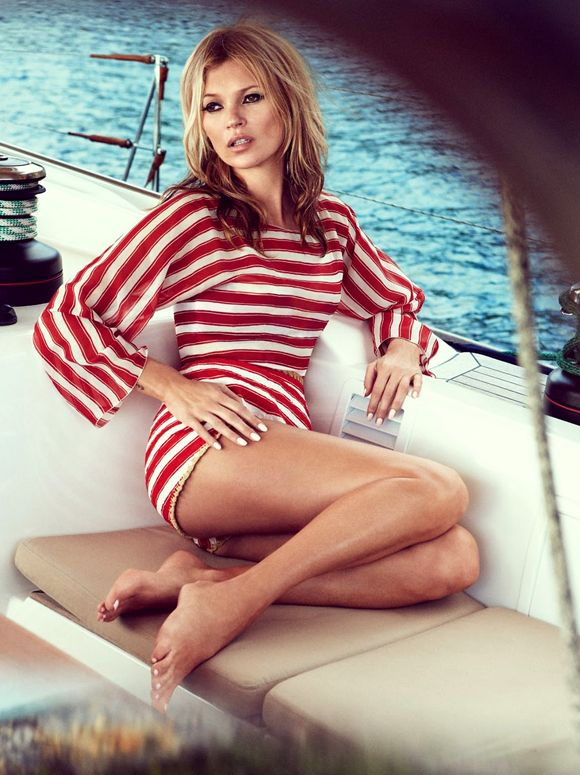 Kate Moss independence day