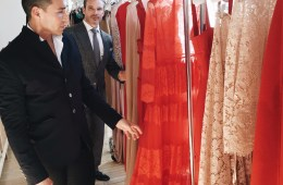 Jesse Garza and Joe Lupo visual therapy at Valentino Resort preview