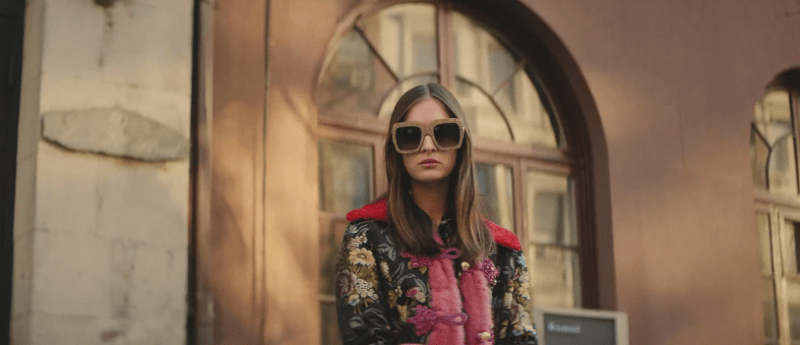Vogue Gucci Gia Coppola Film