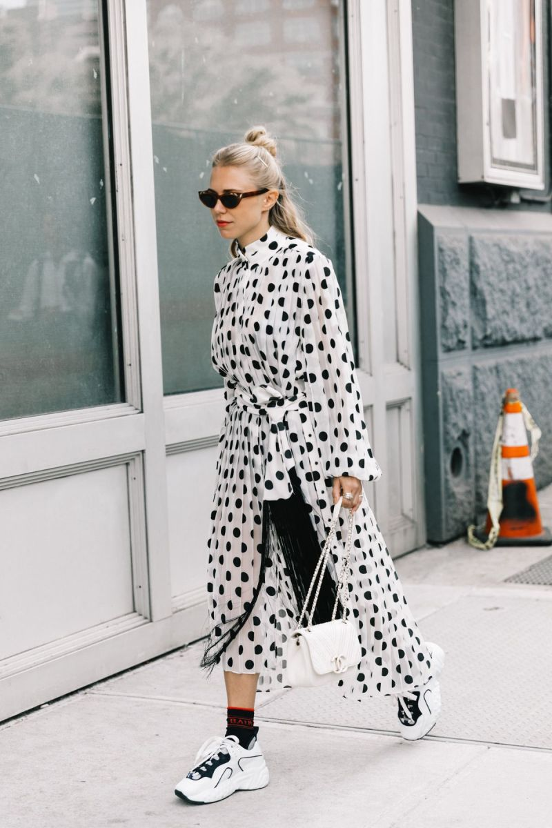 Our Favorite Way To Style Sneakers