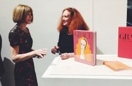 Grace Coddington & Anna Wintour