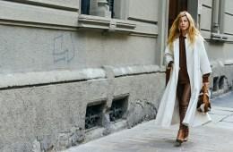 Duster coat street style