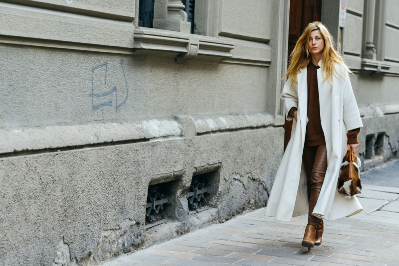 Duster coat street style