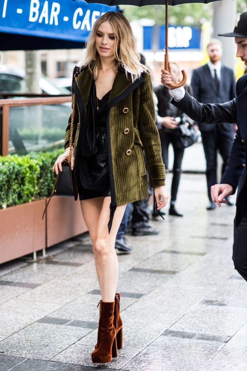 Lena Perminova Street Style