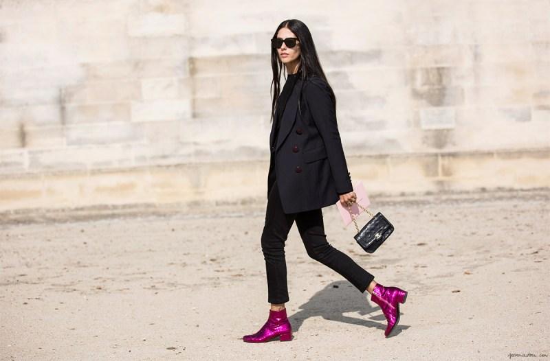 Gilda Ambrosio Street Style