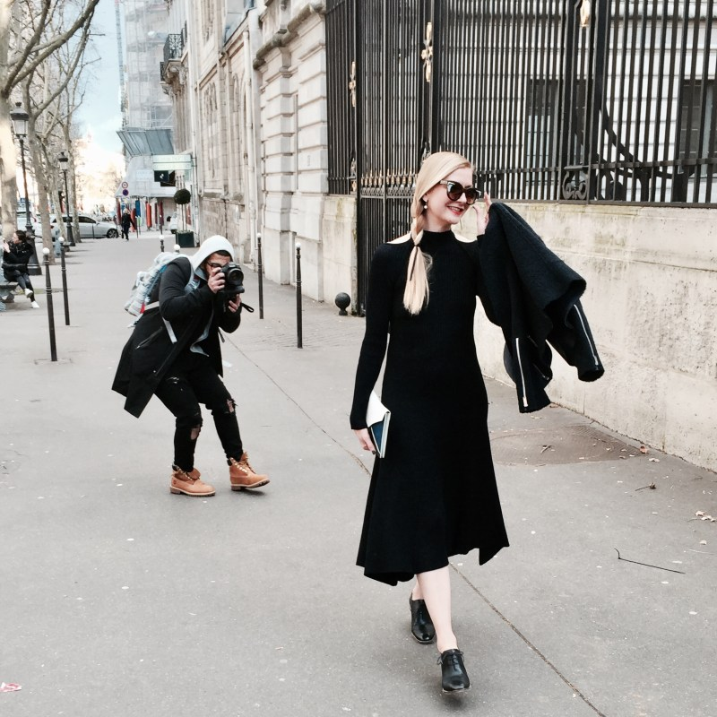 Lisa Marie McComb street style
