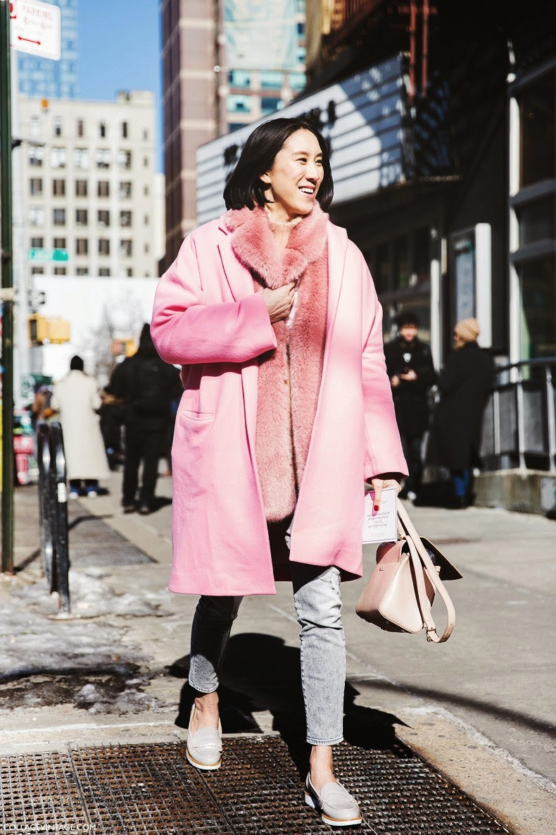 3 Stylish Ways To Wear Pink This Winter | Visual Therapy