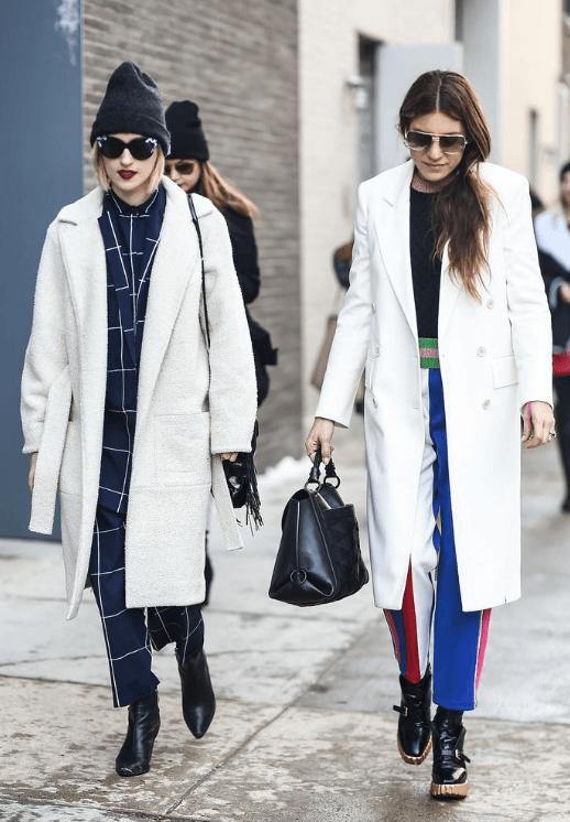 nyfw street style 2017
