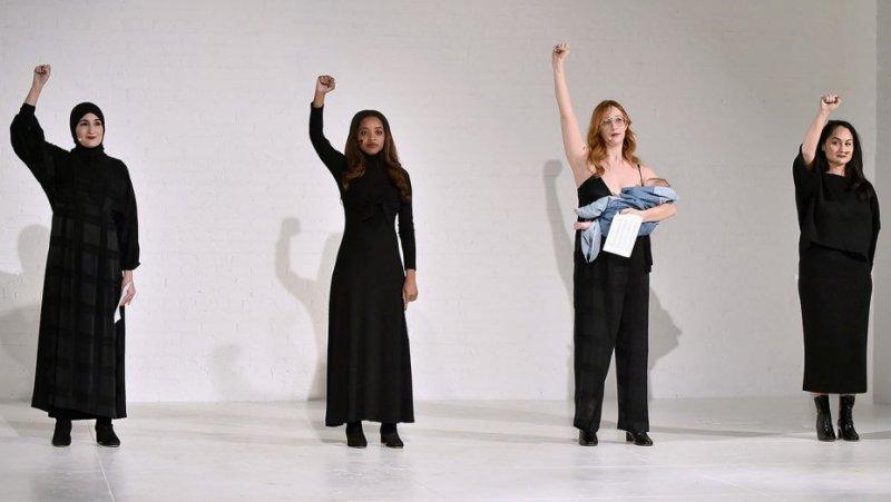 mara hoffman nyfw women empowerment
