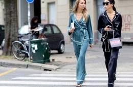 matching set street style