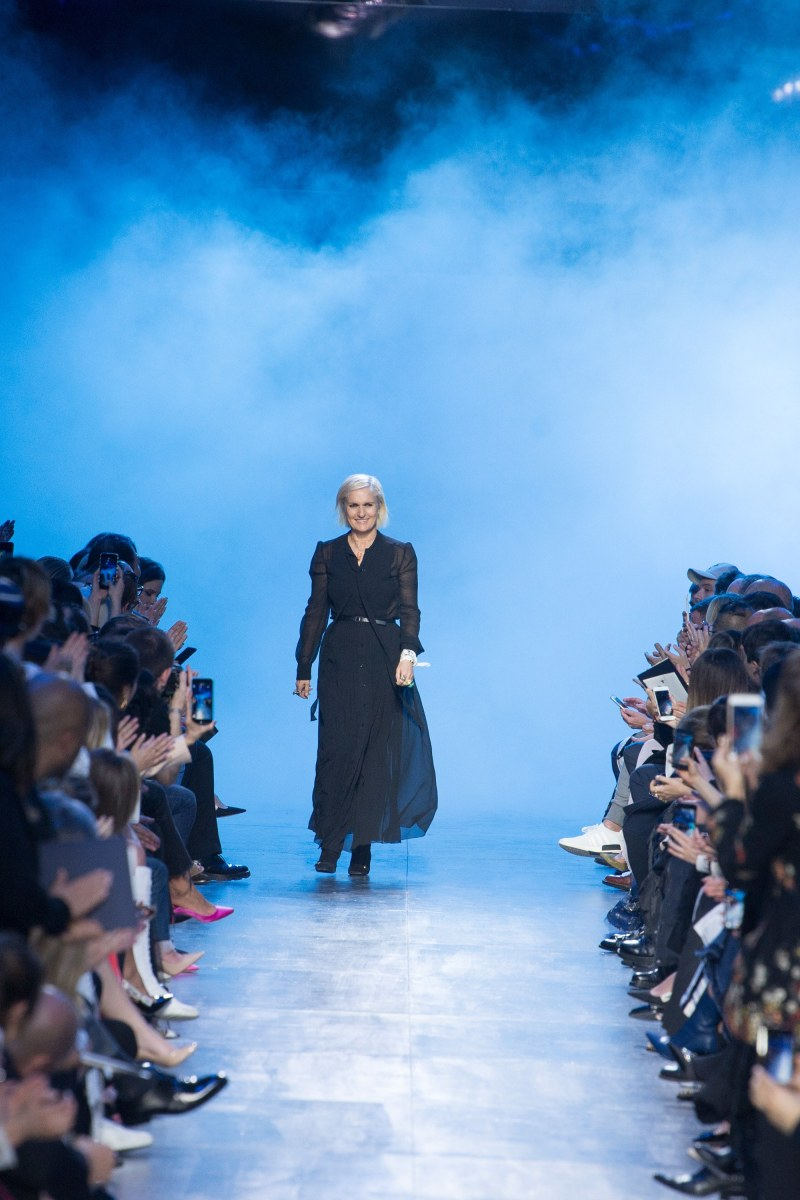 Dior f/w 2017