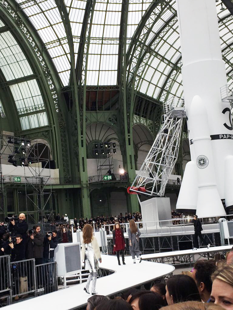 Chanel fall 2017 runway show