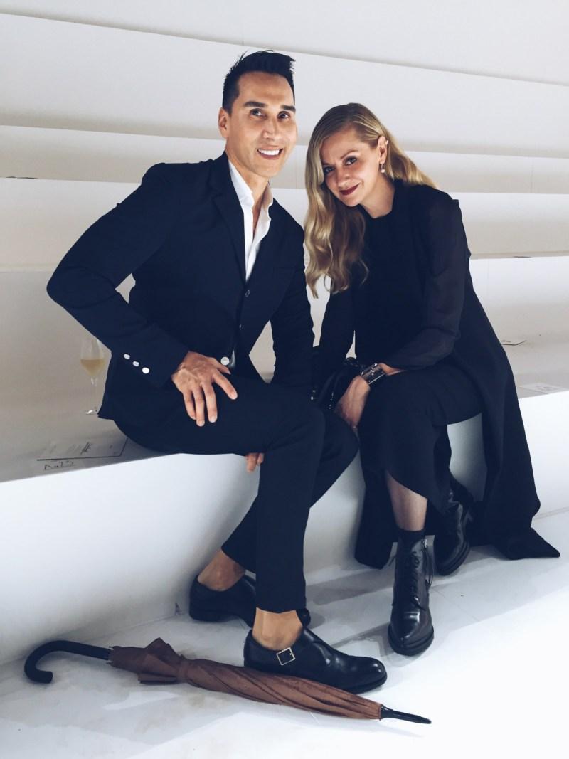 jesse garza and lisa marie Hermes show 2016