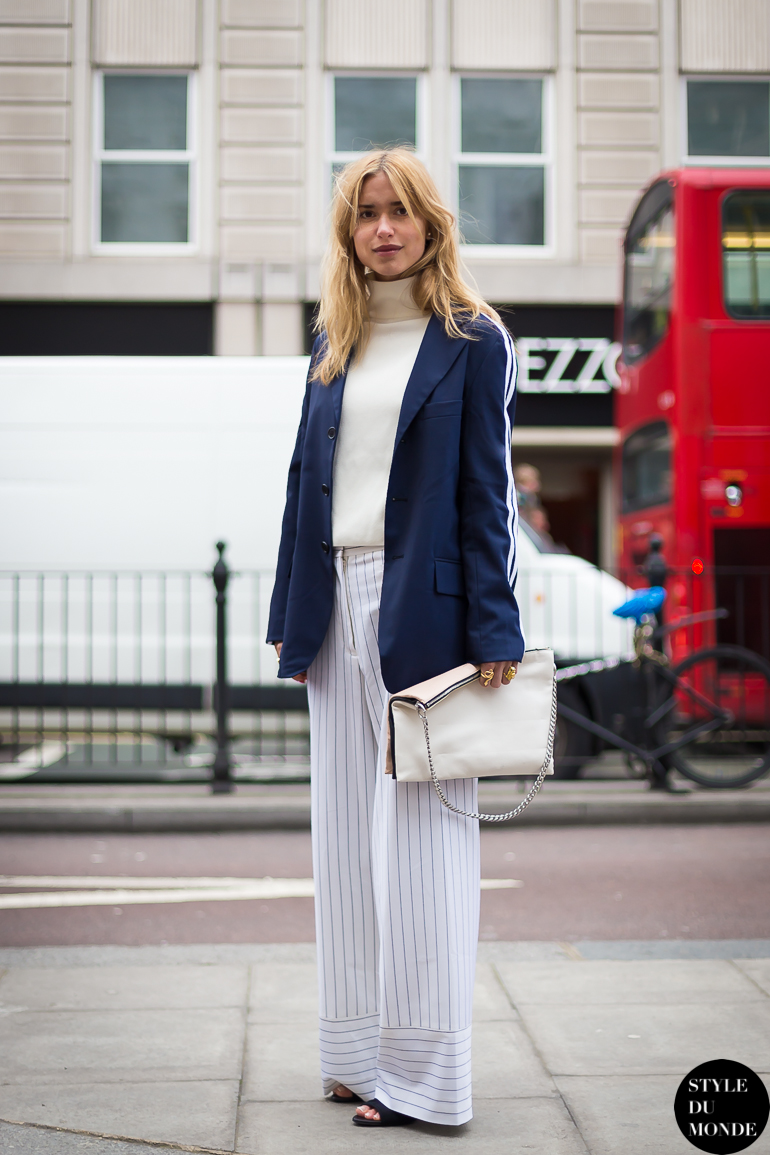 Pernille street style