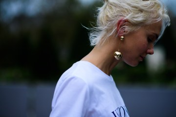 Summer Earrings Street Style