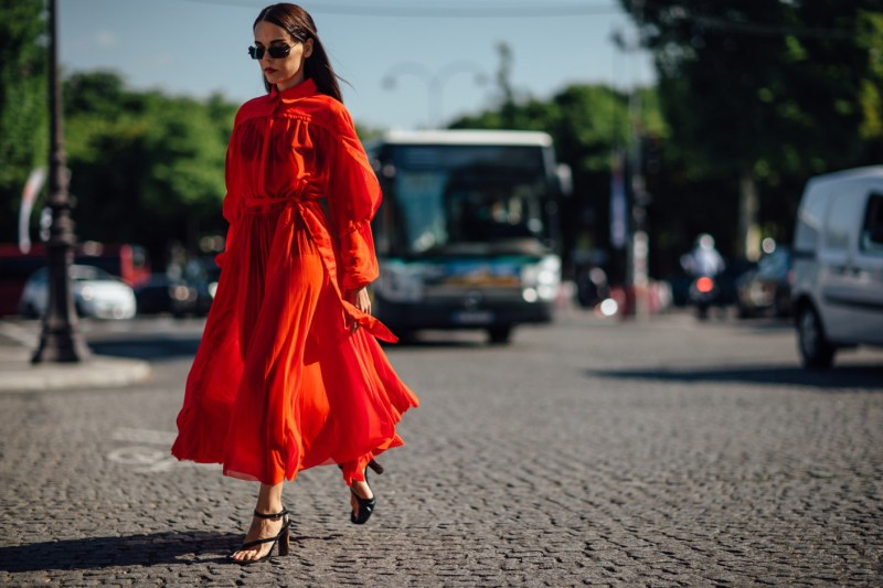 Street Style Couture 2017