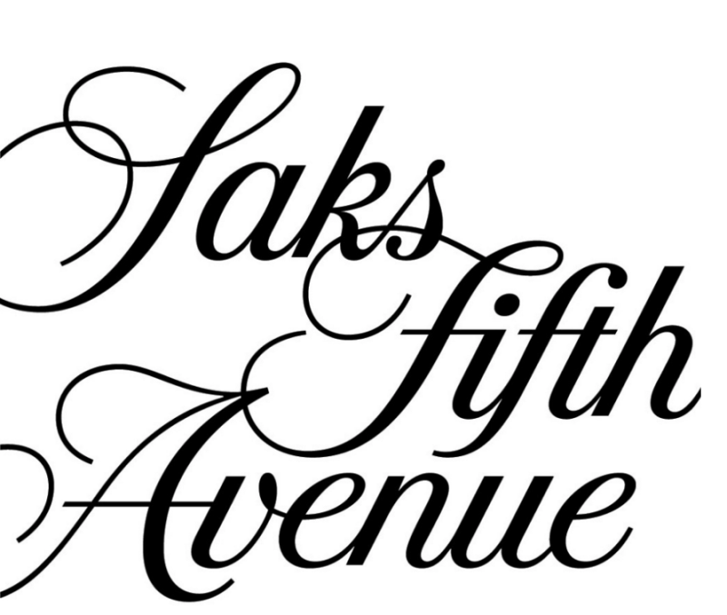 saks fifth ave logo