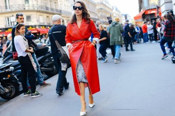 Visual Therapy: Red street style