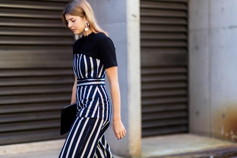 Australian Fashion Week Jumpsuit