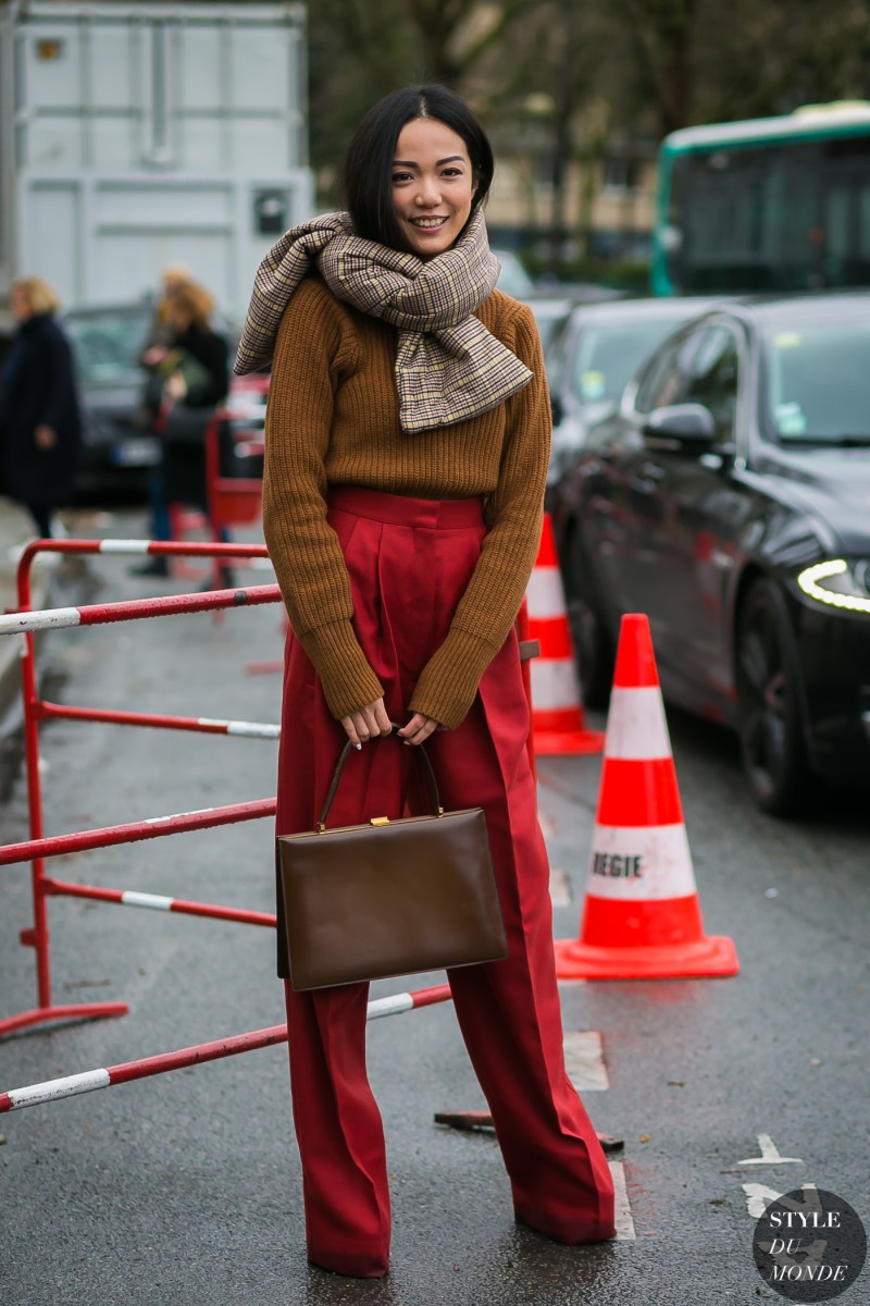 Yoyo Cao by STYLEDUMONDE Street Style thanksgiving inspiration