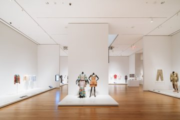 MoMA: Is Fashion Modern