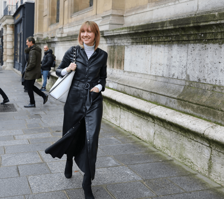 Paris Couture Fashion Week Street Style