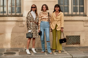 Paris fashion week spring 2019