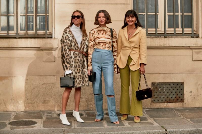 Paris fashion week spring 2019