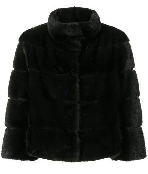 Arma Mink Jacket