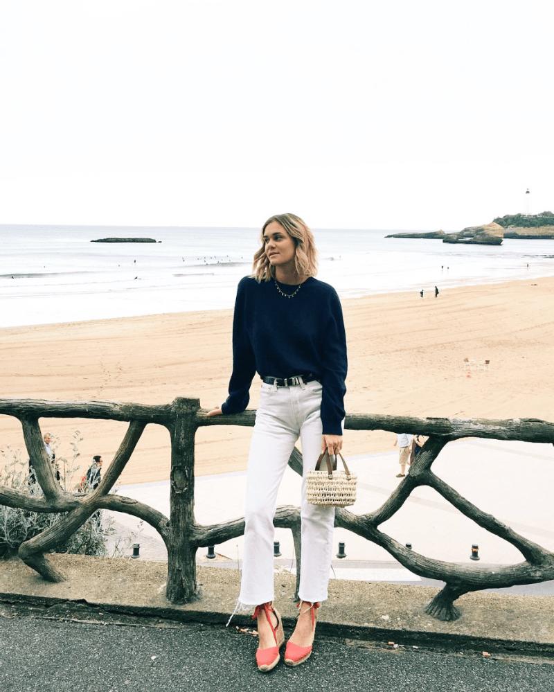 7 Chic Ways to Wear Espadrilles