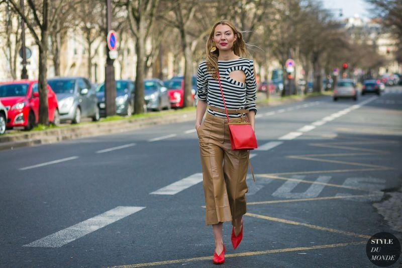 Roberta Benteler street style