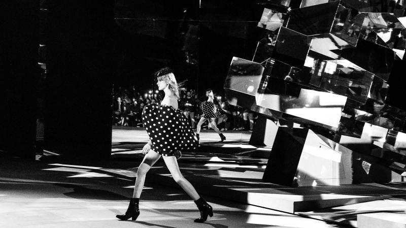Hedi Slimane Celine debut