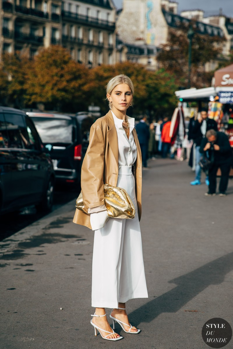 Caroline Daur street style
