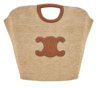 Celine beach bag