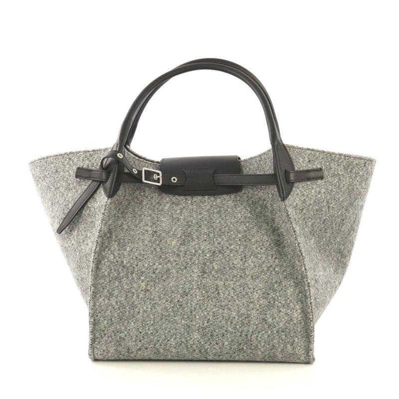 Visual Therapy: Celine felt big bag