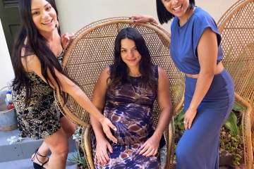 Gabriela Rocha, Ana Szumilas, Kellye Henton