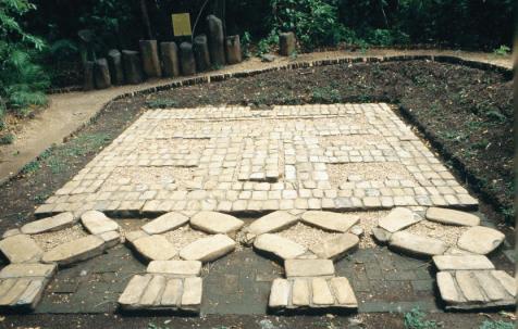 Mosaique de La Venta