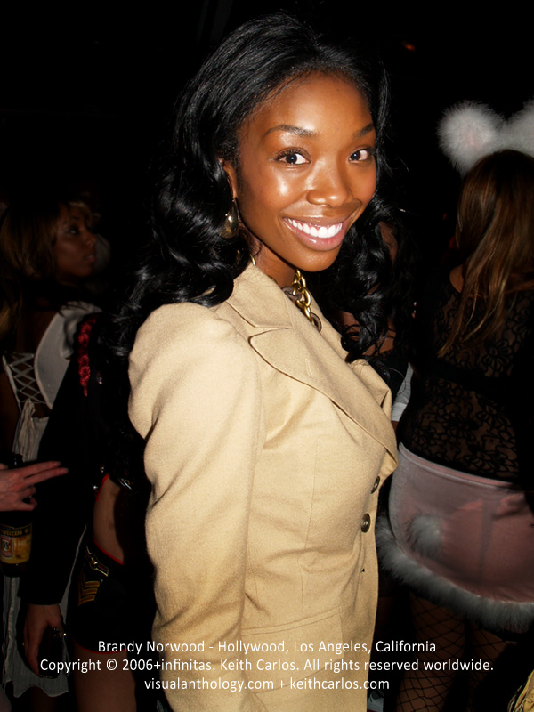 Brandy Norwood - Hollywood, Los Angeles, California - Copyright © 2006+infinitas. Keith Carlos. All rights reserved worldwide. visualanthology.com + keithcarlos.com