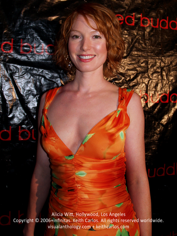 Alicia Witt - Red Buddha 1 Year Anniversary, Hollywood, Los Angeles, California - Copyright © 2006+infinitas. Keith Carlos. All rights reserved worldwide. visualanthology.com + keithcarlos.com