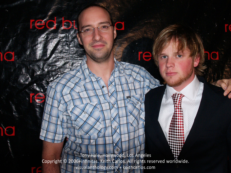 Tony Hale - Red Buddha 1 Year Anniversary, Hollywood, Los Angeles, California - Copyright © 2006+infinitas. Keith Carlos. All rights reserved worldwide. visualanthology.com + keithcarlos.com