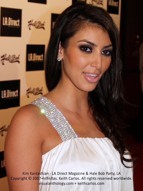 Kim Kardashian - LA Direct Magazine & Hale Bob Party, West Hollywood, Los Angeles, California - Copyright © 2007+infinitas. Keith Carlos. All rights reserved worldwide. visualanthology.com + keithcarlos.com