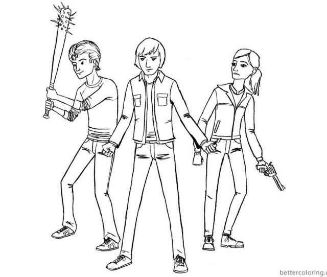 Stranger Things Coloring Pages For Kids Visual Arts Ideas