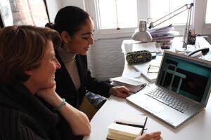 Tutorial with Shirin Neshat