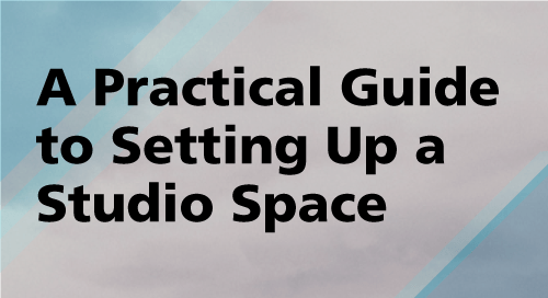 A Practical Guide to Setting Up a Studio Space